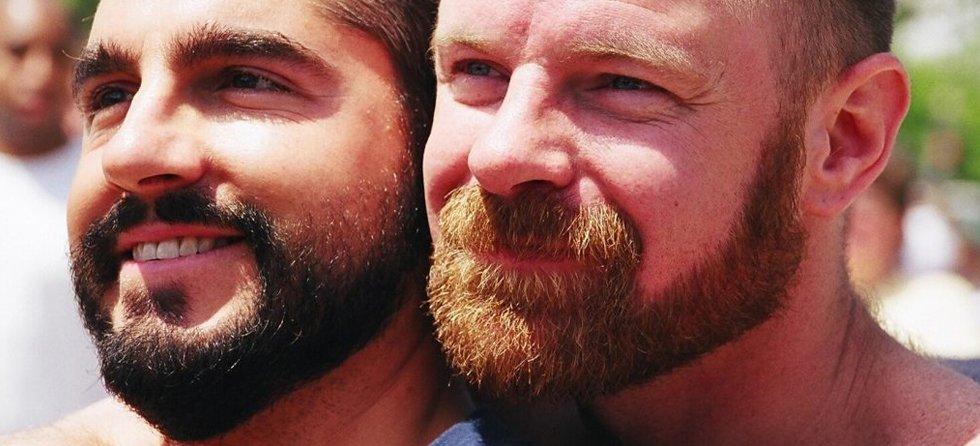 Queer, Bi and Gay Beards on Bristlr